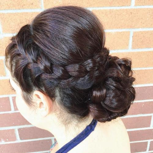 A BRAID WITH EVERYTHING