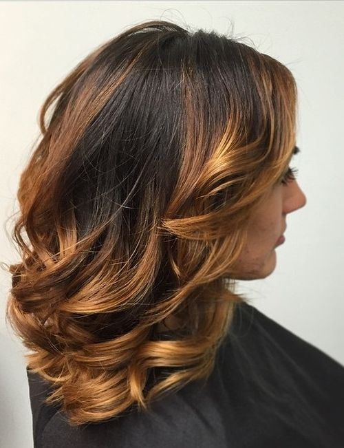 ANGEL WINGS HIGHLIGHTED CURLS