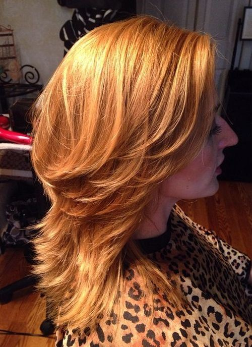 BLONDE BOMBSHELL LAYERS