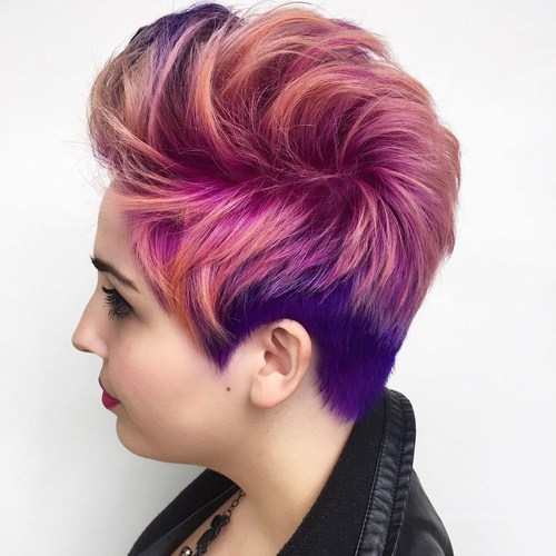COLORFUL ROCKABILLY PIXIE
