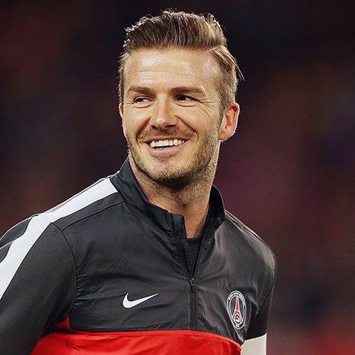 David Beckham Short Hair Best Haircuts