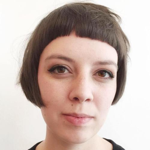 EXTRA SHORT BOB WITH VERY SHORT BANGS