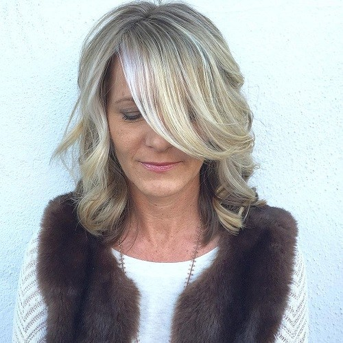 Hairstyles for Women Over 40 Bronde Beauty