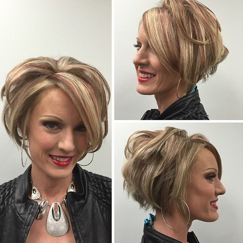 Hairstyles for Women Over 40 Hot mama