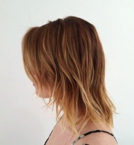 LAYERED CUT FOR THIN HAIR