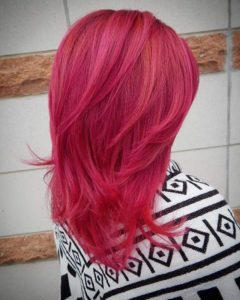MEDIUM ROSE LAYERS