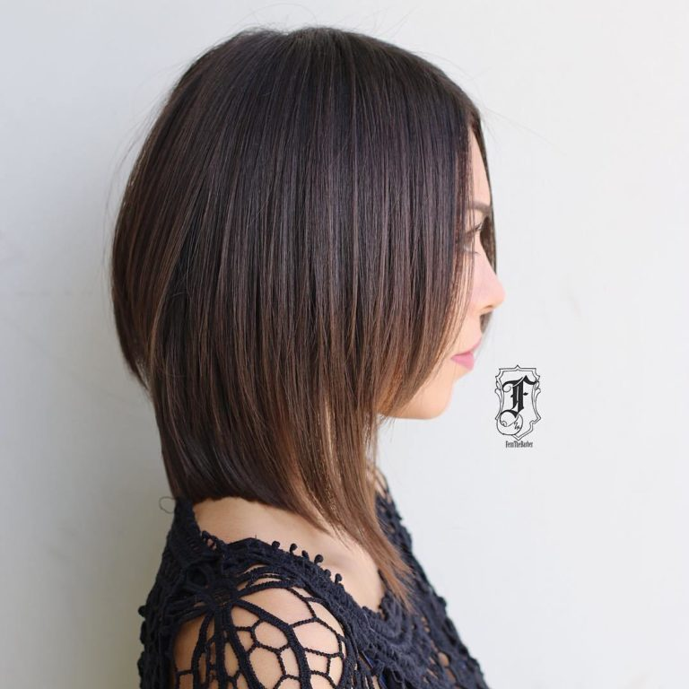 SLEEK MEDIUM LAYERED LOB