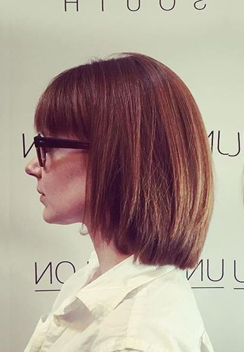 SMART AND CHIC MEDIUM LAYERED BOB