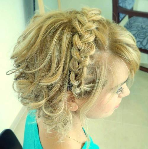 THE PERFECT PIXIE BRAID