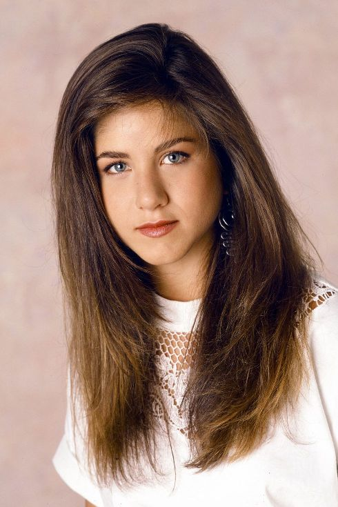 Jennifer Aniston hairstyles 1990
