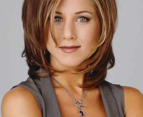 Jennifer Aniston hairstyles 1995