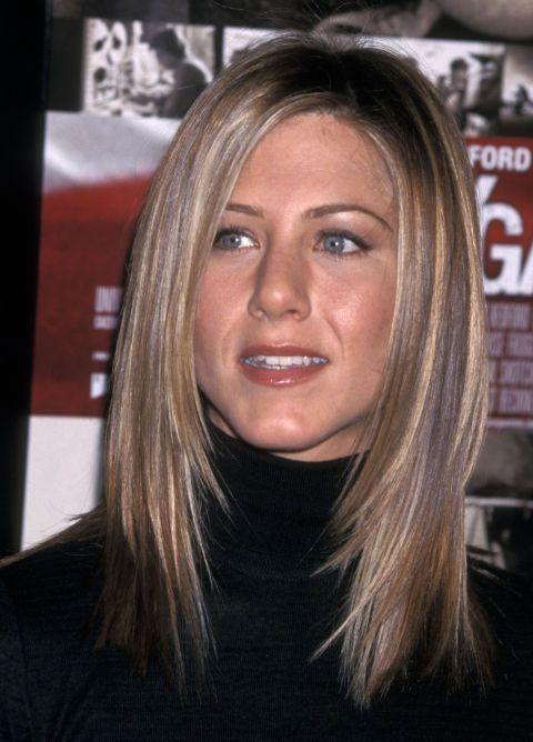 Jennifer Aniston hairstyles 1996