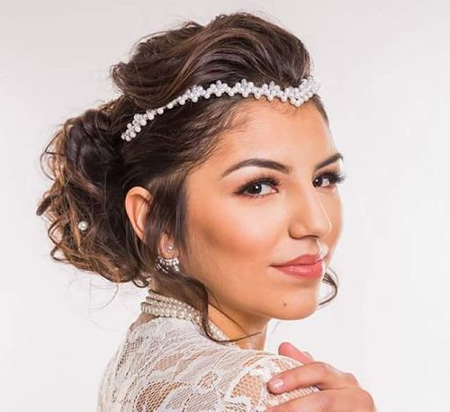 elegant hairstyles for formal occasion