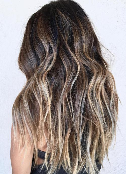 Dark beachy waves