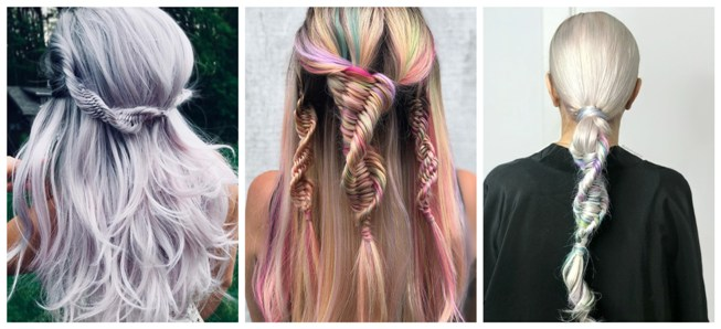 Dna braids hair trend
