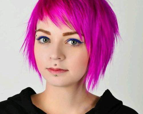 SHORT PIECEY EMO HAIR