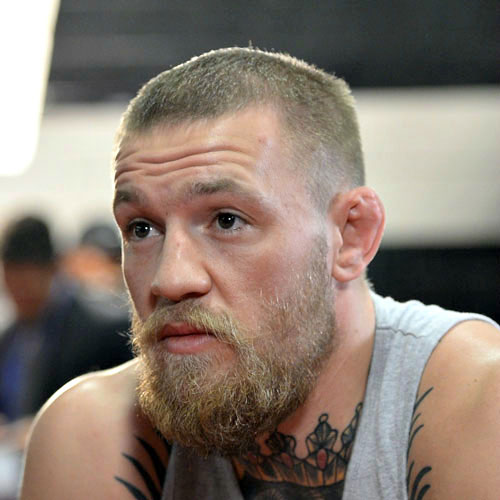 The Conor Mcgregor Buzz Cut Hairstyle