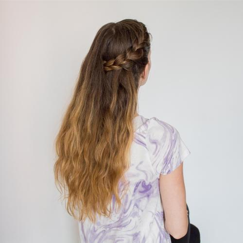 French braid pullback