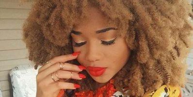 Kinky Long Afro
