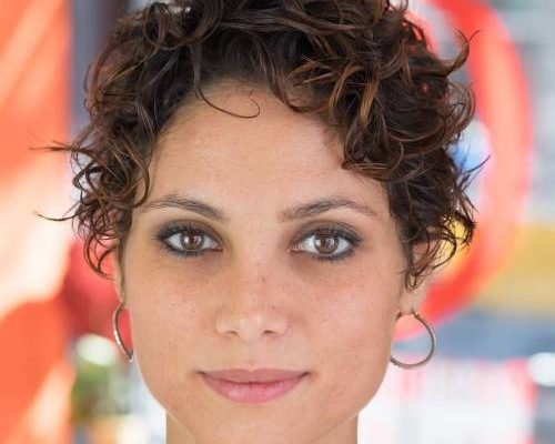 Ultra-Short Curly Pixie