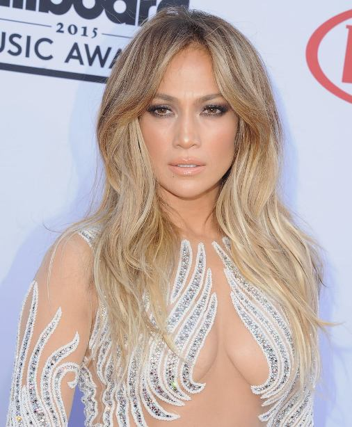 Jennifer lopez Blonde Bombshell