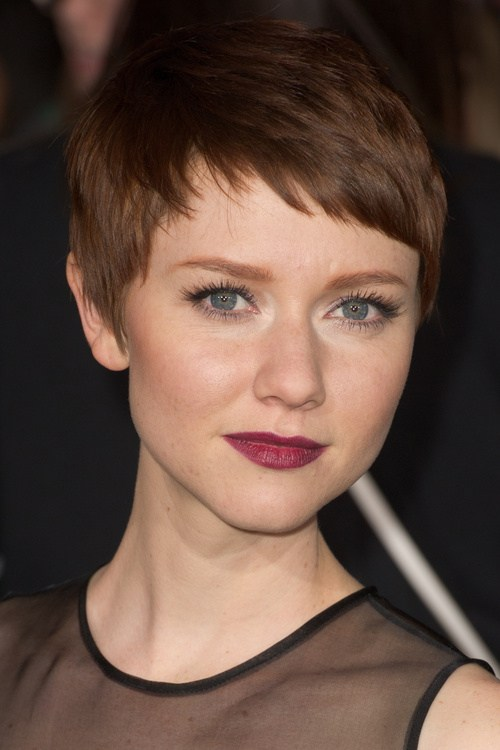 Well structured neat pixie cut