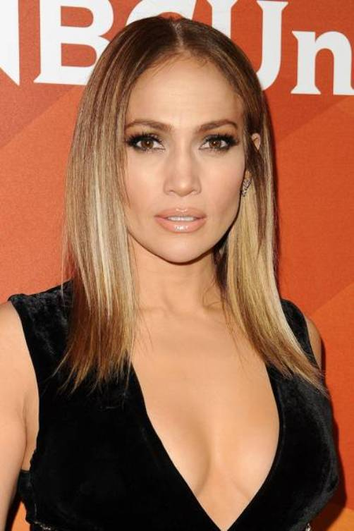 jennifer lopez Nude Hair Color
