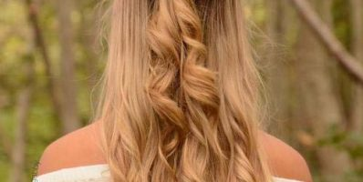 hairbow long curls