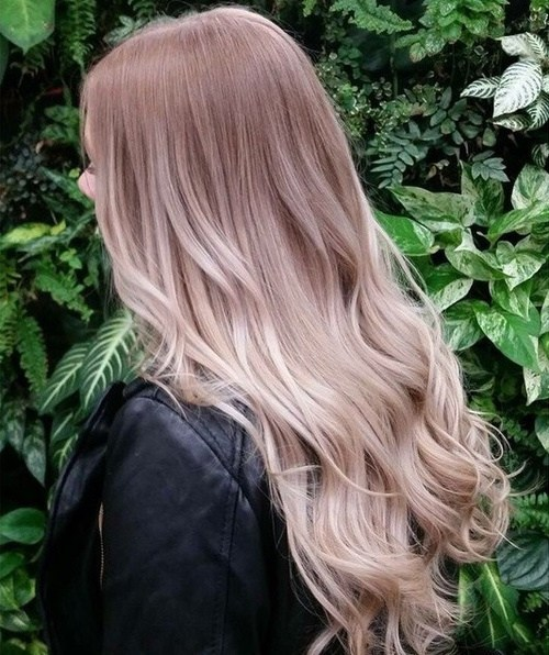 Ash Brown Soft Ombre