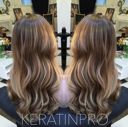 Sunny Soft Ombre