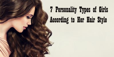 Personality Types of Girls